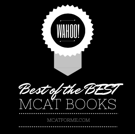 best mcat review book, best mcat book
