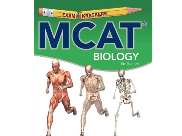 Examkrackers MCAT Biology Review Book