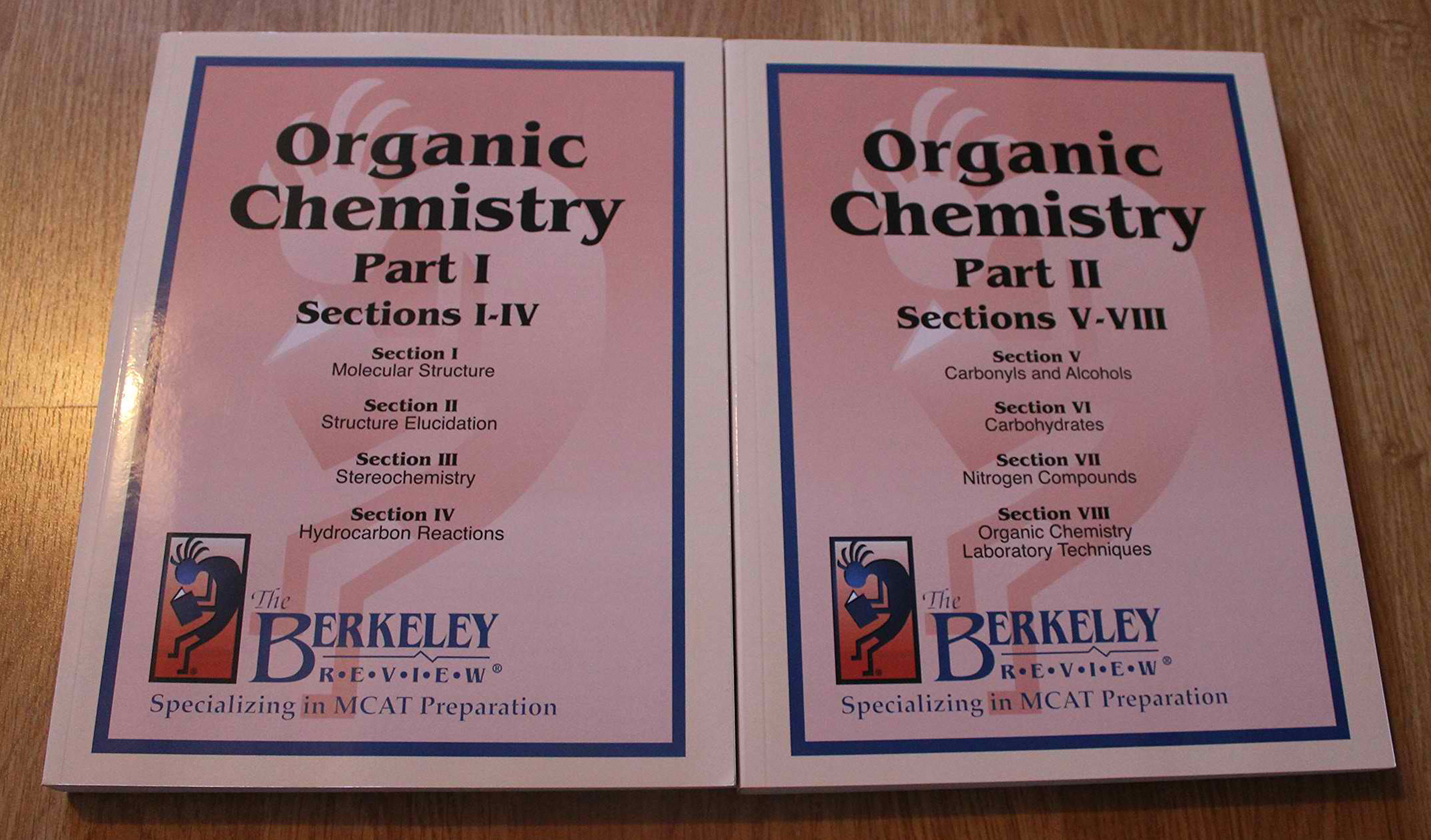 The Berkeley Review MCAT Organic Chemistry Book