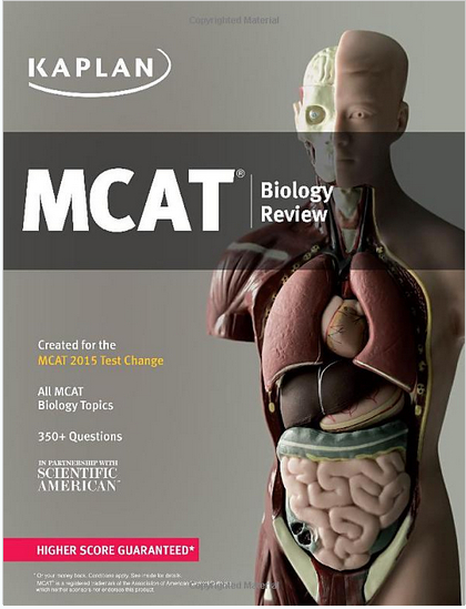 best mcat book