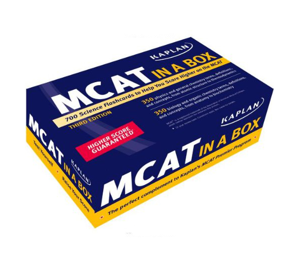 Best MCAT Flashcards