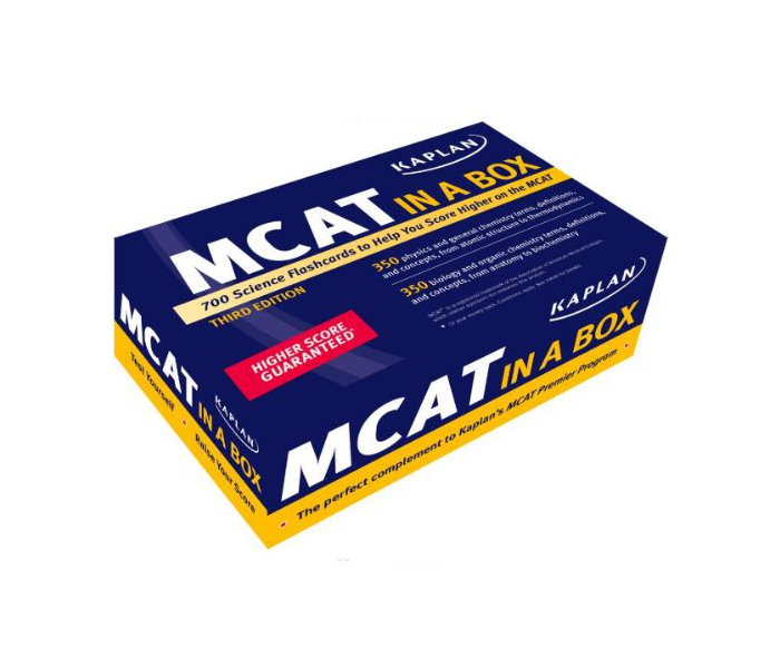 Kaplan MCAT in a Box