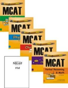 top mcat prep study books
