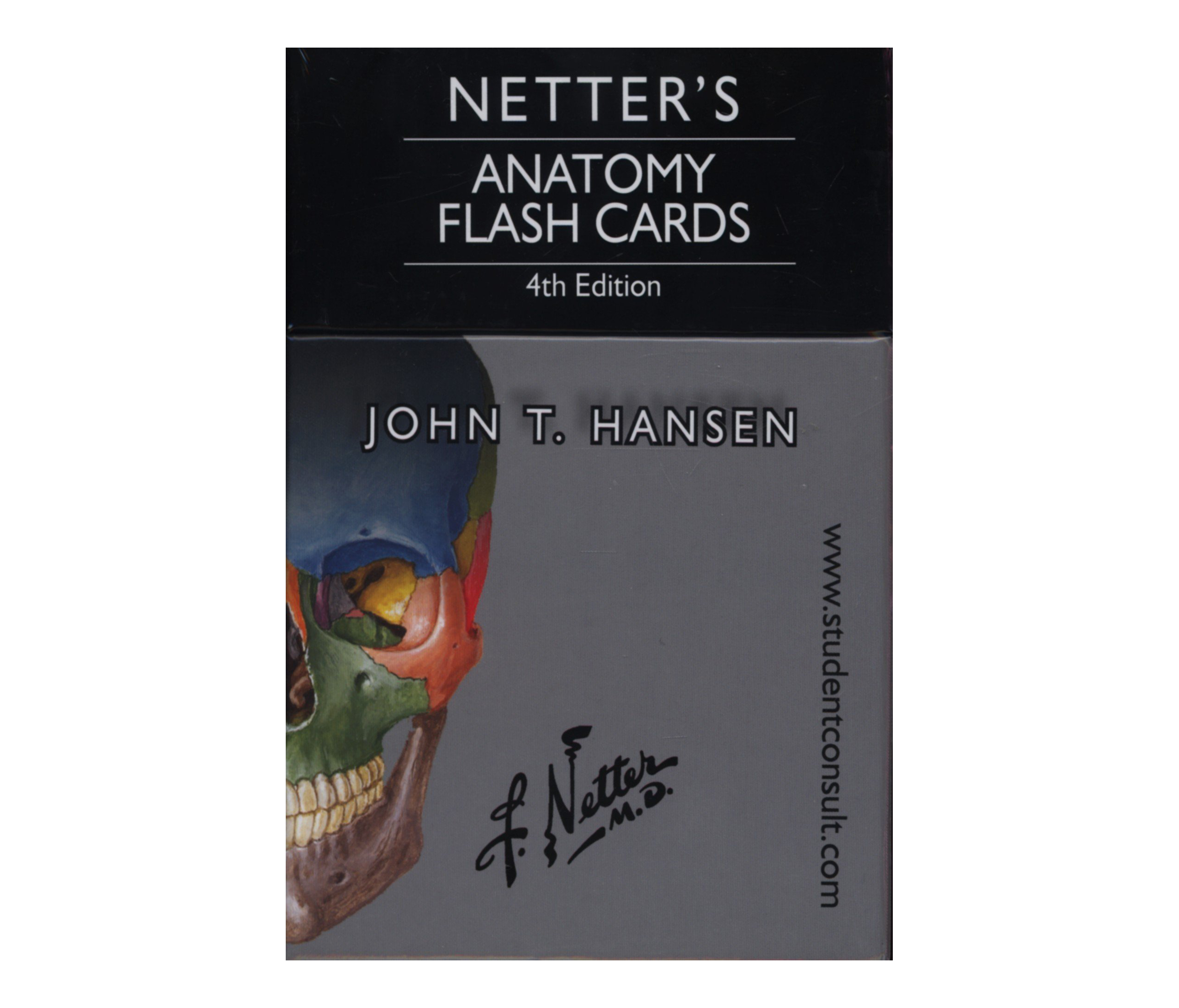 Netters Anatomy Flash Cards Mcatforme