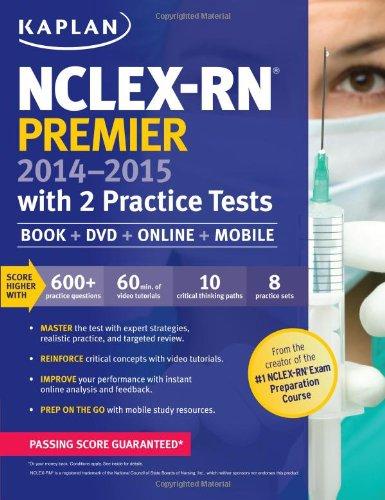 Kaplan NCLEX-RN Premier 2014-2015