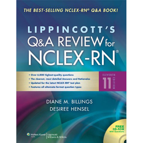 Lippincott NCLEX Q&A Review