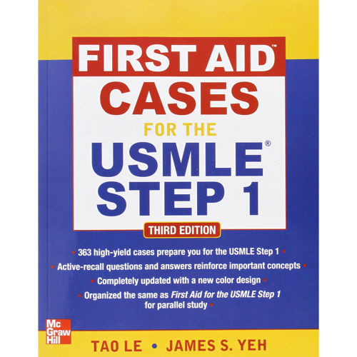 First Aid Cases for USMLE Step 1 (First Aid USMLE)