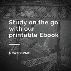 Week 5: Tuesday – 2015 MCAT – Mcatforme