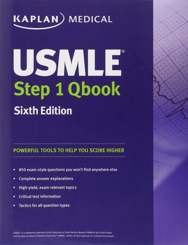 Step 1: Kaplan USMLE Step 1 QBook