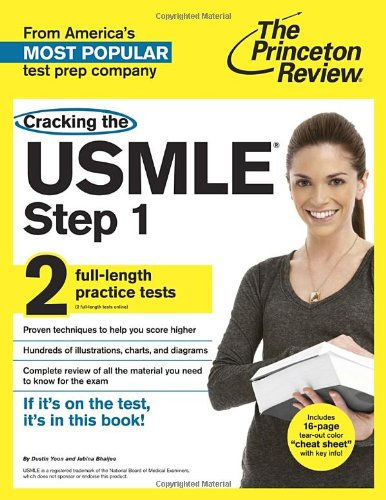 princeton-usmle-cracking-the-usmle-step-1
