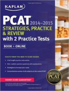 Kaplan PCAT 2014-2015 Review with 2 Practice Tests