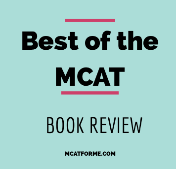 Best MCAT Verbal Book