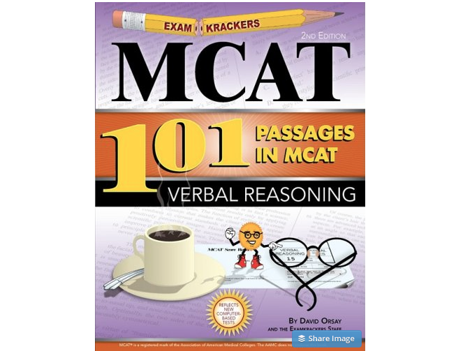 Examkrackers Mcat Pdf